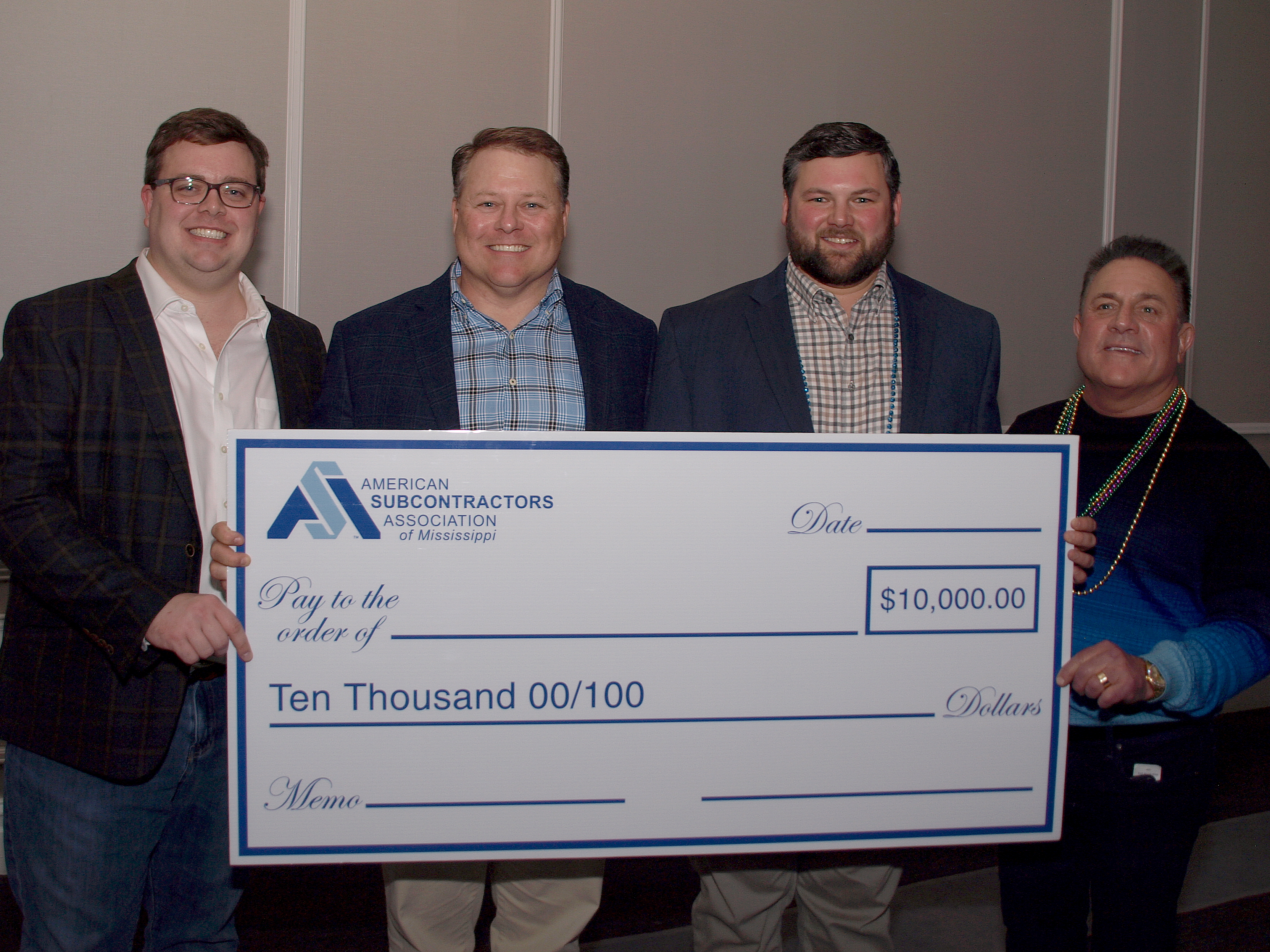 American Subcontractors Association of Mississippi  Image # 6