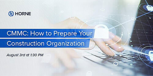 What is CMMC & How to Prepare Your Construction Organization